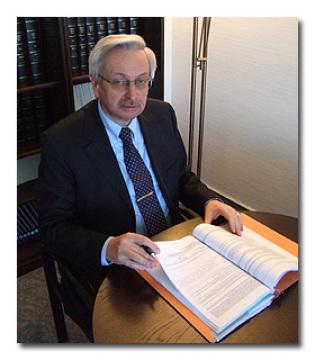 Foto Rechtsanwalt und Notar Reinhard Kupzok